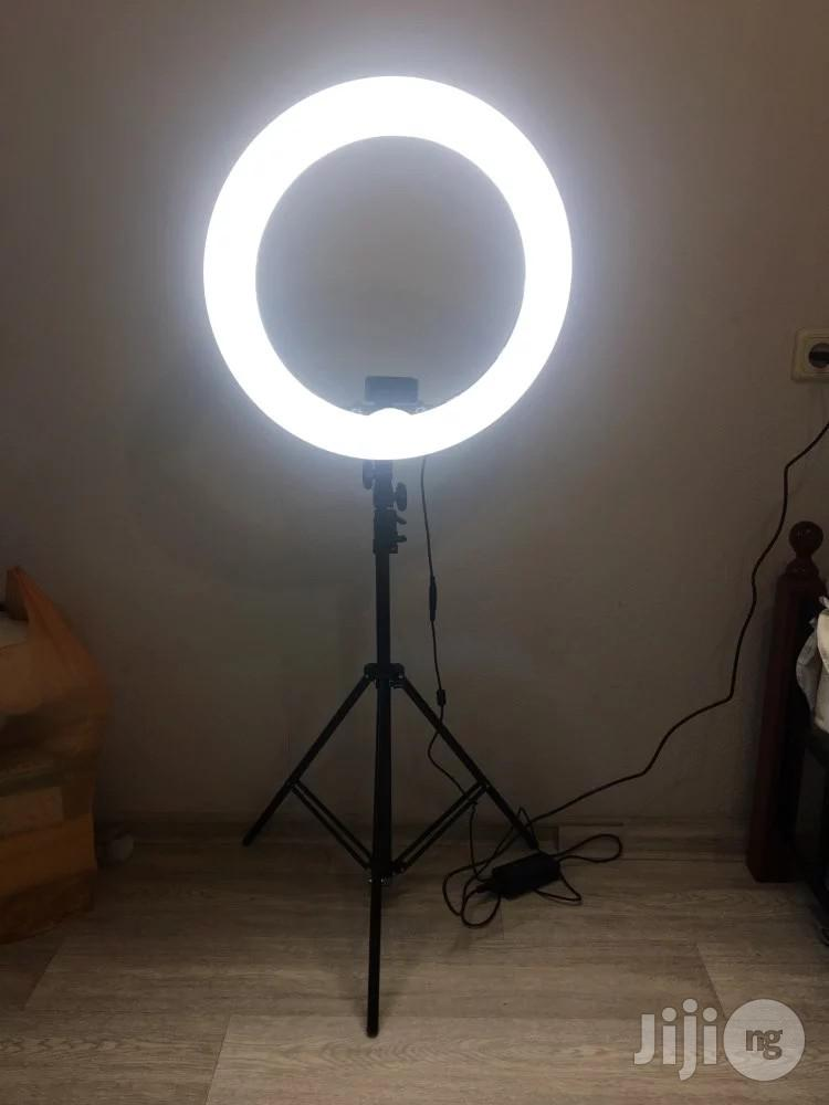 Universal 18inchs LED Ring Light Professional Makeup   Accessories & Supplies for Electronics for sale in Lagos Island (Eko), Lagos State, Nigeria
