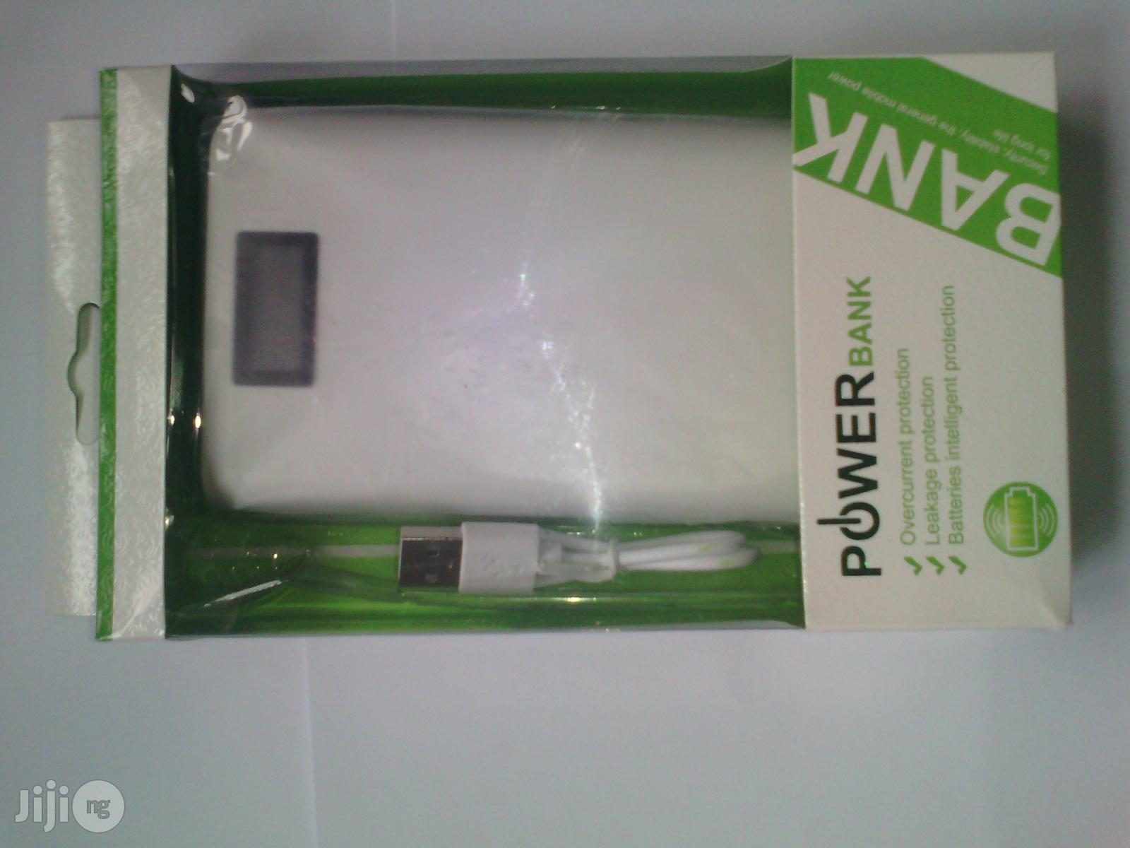 Archive: Power Bank-20,000mah