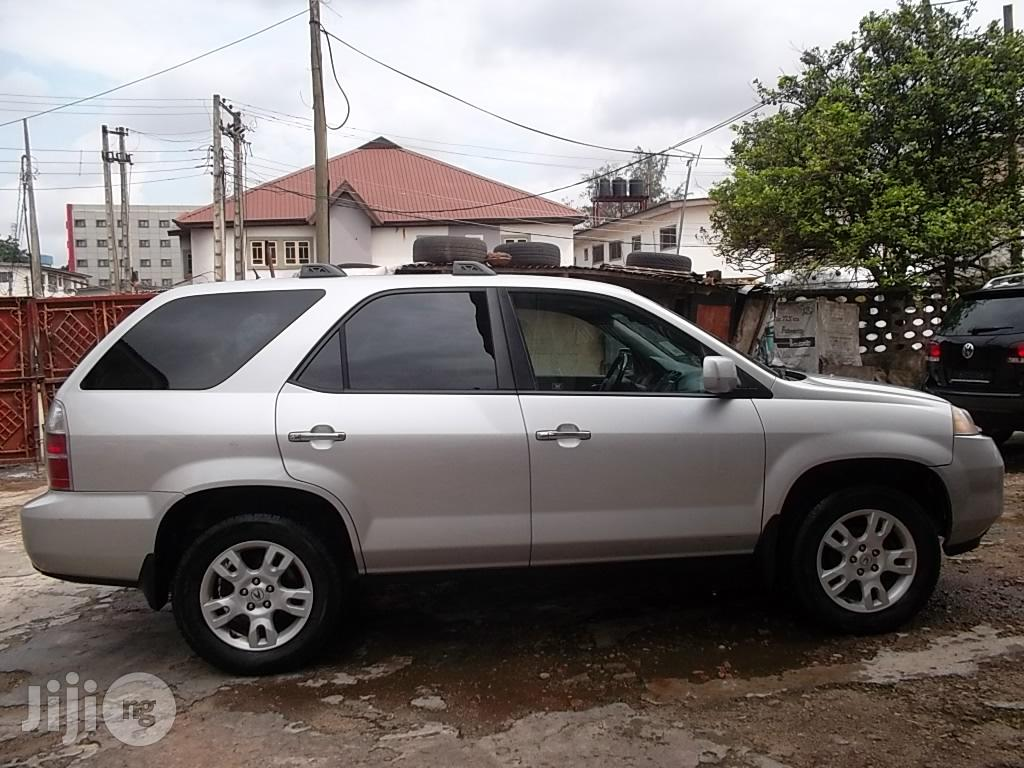 Acura MDX 2006 Silver | Cars for sale in Ikeja, Lagos State, Nigeria
