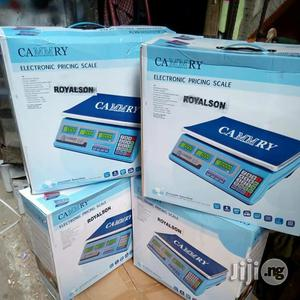 30kg,40kg Digital Scale Cammry | Store Equipment for sale in Lagos State, Apapa