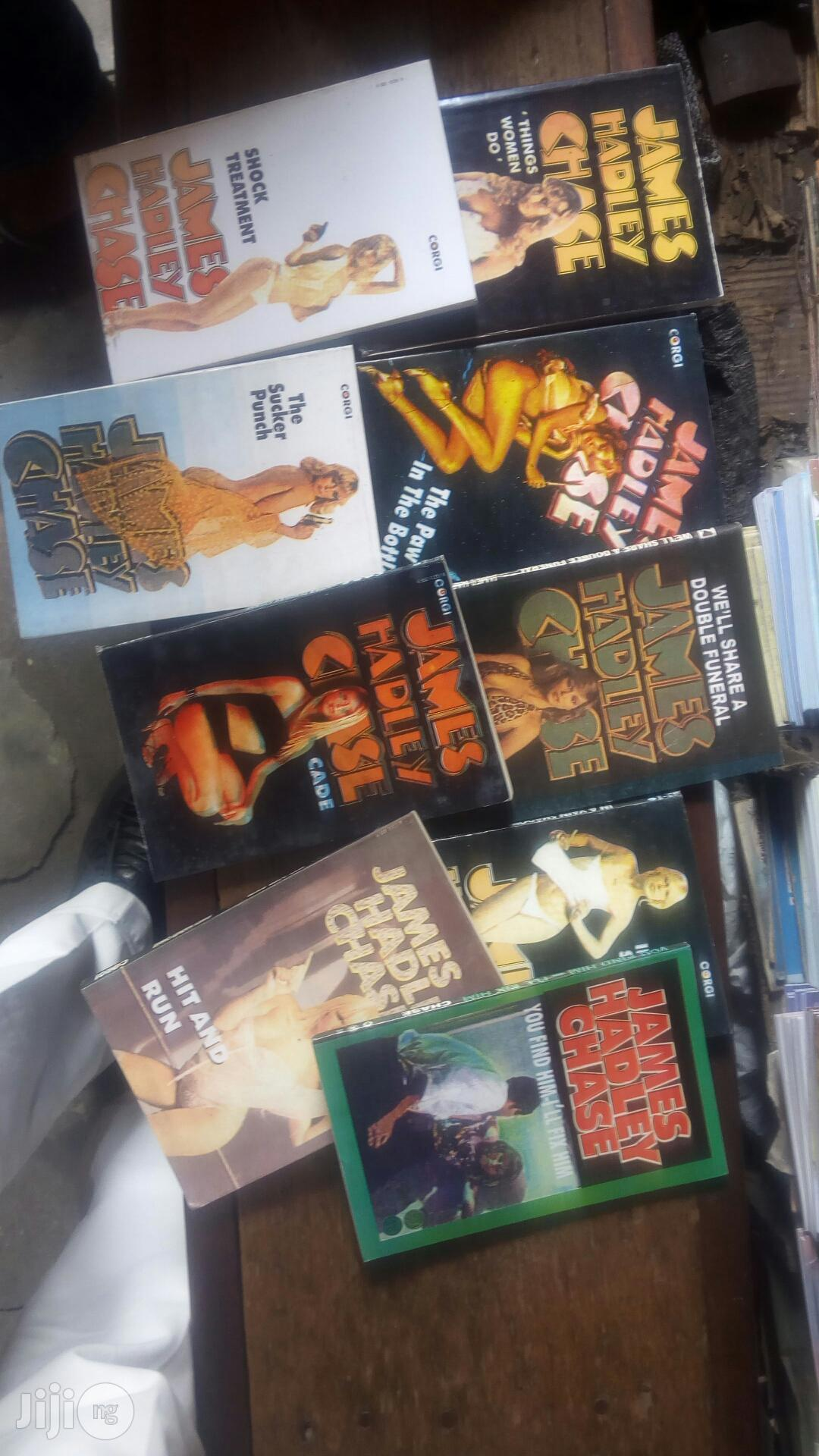 James Hadley Chase | Books & Games for sale in Yaba, Lagos State, Nigeria