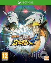 Naruto Shippuden: Ultimate Ninja Storm 4 - Xbox One | Video Games for sale in Lagos State, Surulere