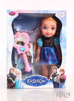 Doll Wit Crown and Magic Wand | Toys for sale in Lagos State, Alimosho