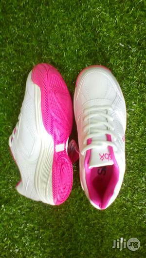 White Canvas for Girls   Children's Shoes for sale in Lagos State, Lagos Island (Eko)