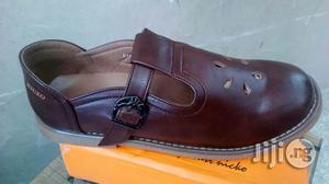 Brown School Shoe | Children's Shoes for sale in Lagos State, Lagos Island (Eko)