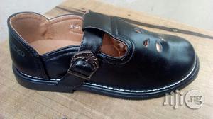 Black School Shoe | Children's Shoes for sale in Lagos State, Lagos Island (Eko)
