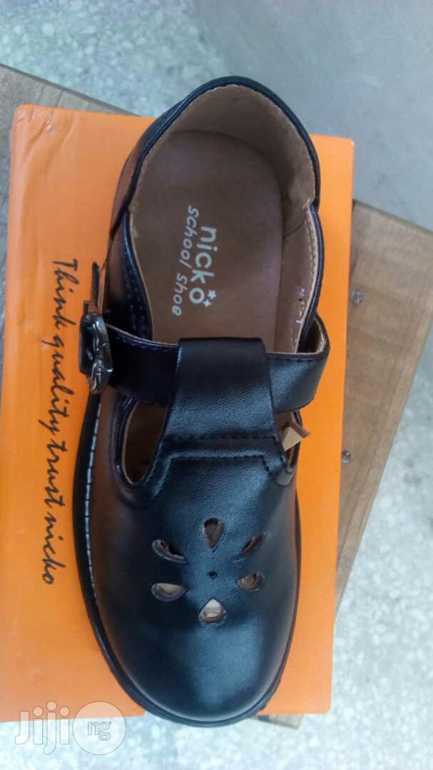 Black School Shoe | Children's Shoes for sale in Lagos Island (Eko), Lagos State, Nigeria