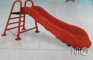 Single Playground Outdoor Slides With Rail Handle For Sale | Toys for sale in Lagos State, Ojodu
