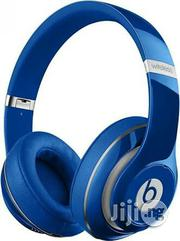 Beats By Dr. Dre - Beats Studio2 Wireless Over-ear Headphones Blue | Headphones for sale in Lagos State