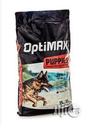 Optimax Puppy Dog Dry Food-15kg | Pet's Accessories for sale in Lagos State, Agege