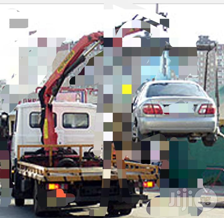 Cheap Car Recovery Services/ Towing Trucks/ Vans For Lease,Rent & Hire | Automotive Services for sale in Lagos State, Nigeria
