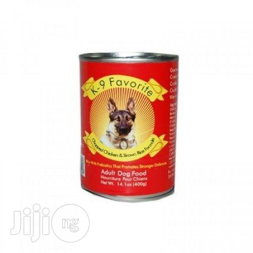 K-9 Favorite Canned Dog Food Adult - 24 Cans