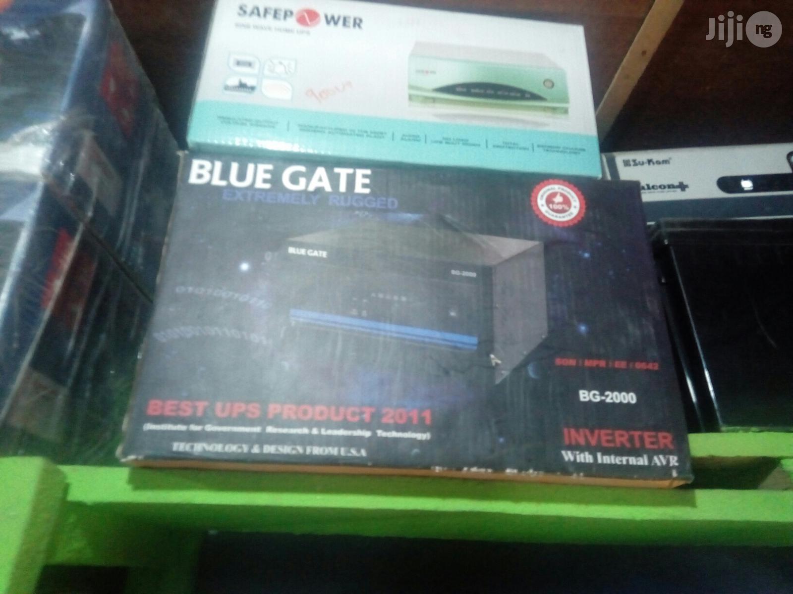 Archive: Blue Gate Inverter 2000w