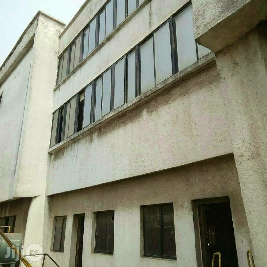 Archive: School Building for Sale at Okota Road Isolo Lagos