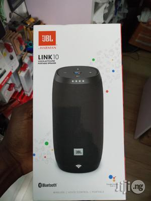 Jbl Harman Link 10 Wireless Speaker   Audio & Music Equipment for sale in Lagos State, Ikeja