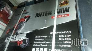 Maxmech Miter Saw Machine | Hand Tools for sale in Lagos State, Apapa