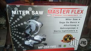 Master Flex Miter Saw Machine | Hand Tools for sale in Lagos State, Apapa