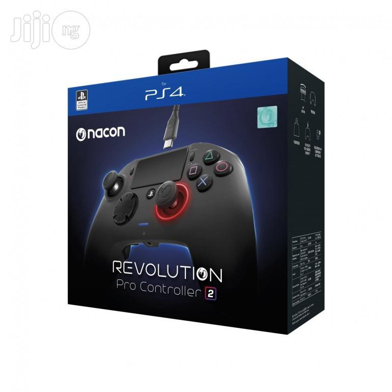 NACON Revolution PRO Controller V2 Gamepad PS4 Playstation 4