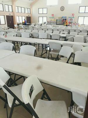 School Hall Dining Lifetime Chairs   Furniture for sale in Lagos State, Ikeja