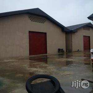 A Twin Warehouse With An Office Attached In Portharcourt Expressway   Commercial Property For Rent for sale in Rivers State, Obio-Akpor