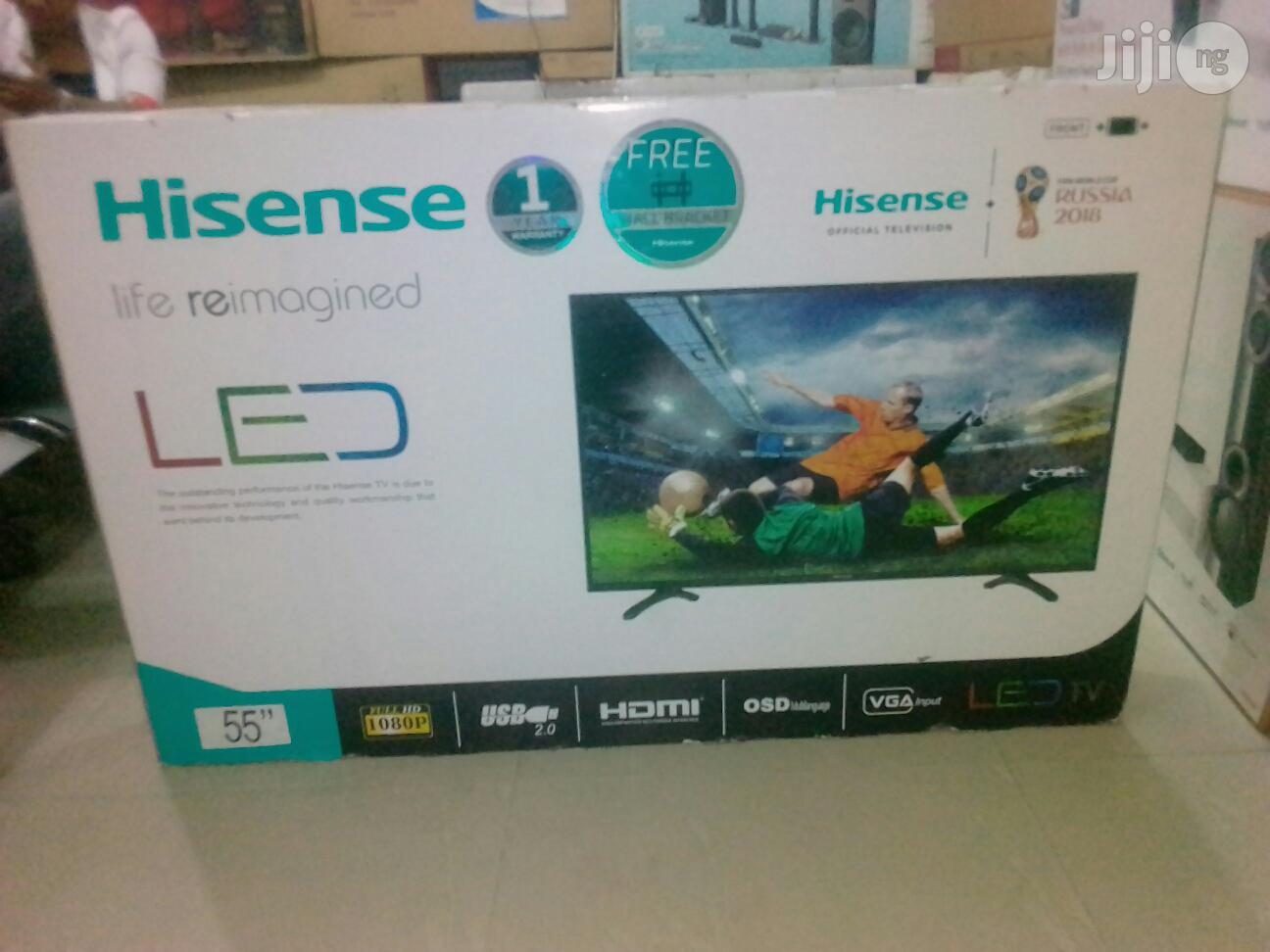 Hisense 55 Inch Led TV