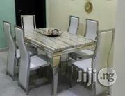Brand New Imported Marble Six Seater Dining Table(New) | Furniture for sale in Lagos State, Ajah