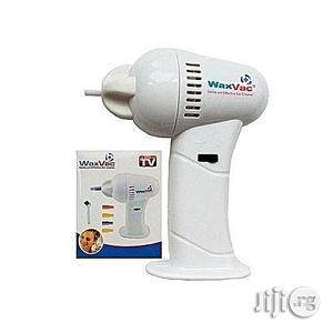 Waxvac Ear Cleaner Wax Remover- White   Tools & Accessories for sale in Lagos State, Lagos Island (Eko)