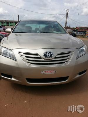 Toyota Camry 2008 2.4 LE Gold | Cars for sale in Edo State, Ikpoba-Okha