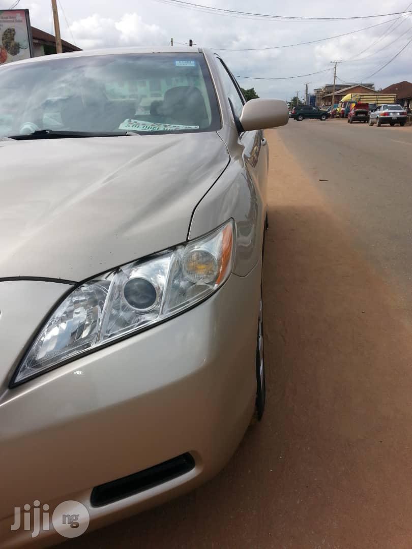 Toyota Camry 2008 2.4 LE Gold | Cars for sale in Ikpoba-Okha, Edo State, Nigeria