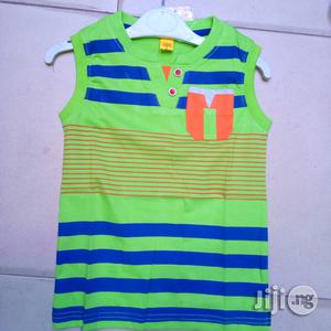 Boys Armless Polo   Children's Clothing for sale in Lagos State, Yaba