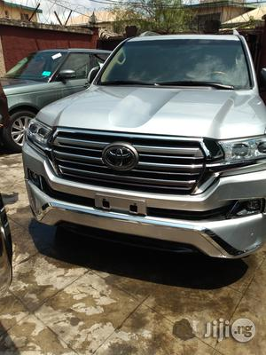 Toyota Land Cruiser 2018 Silver   Cars for sale in Lagos State
