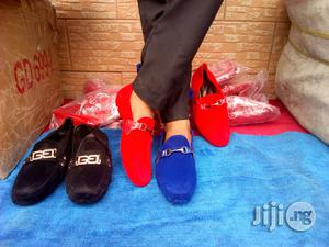 Men Suede Shoe In Nigeria | Manufacturing Services for sale in Lagos State, Ikeja