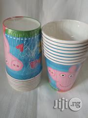 Peppa Pig 8 Pack Disposable Party Paper Cup   Kitchen & Dining for sale in Lagos State, Surulere