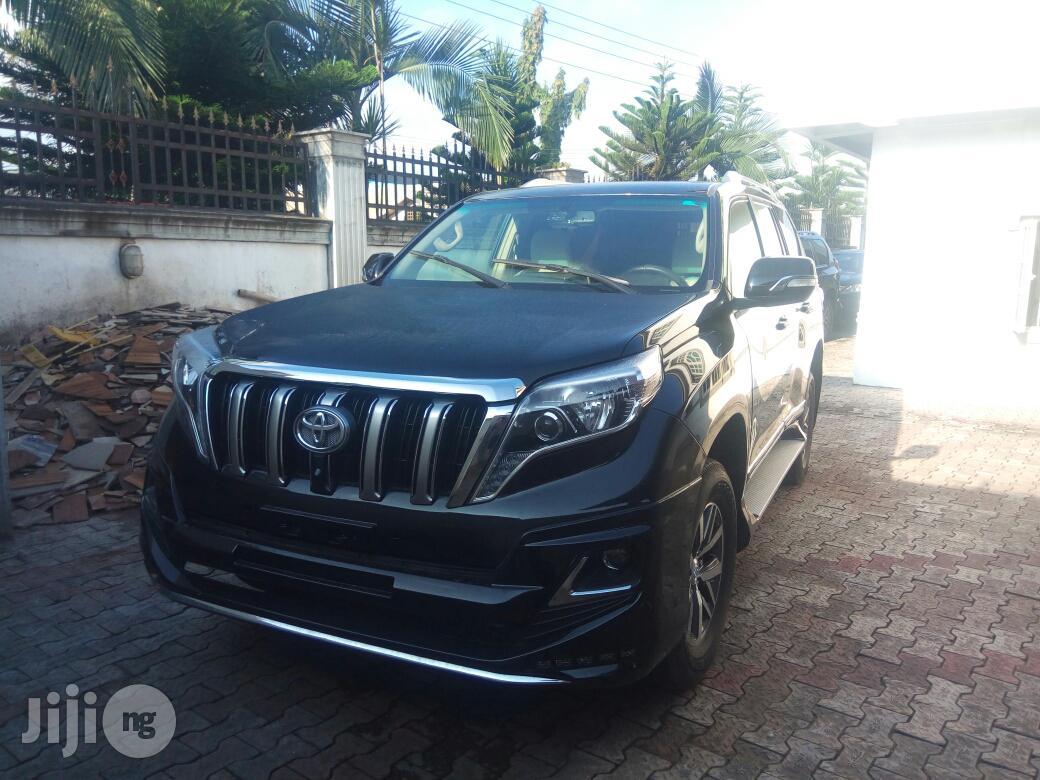 Toyota Land Cruiser Prado 2015 Black | Cars for sale in Amuwo-Odofin, Lagos State, Nigeria