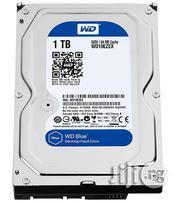 WD - Blue 1.0 TB Internal SATA Hard Drive For Desktops   Computer Hardware for sale in Lagos State, Ikeja