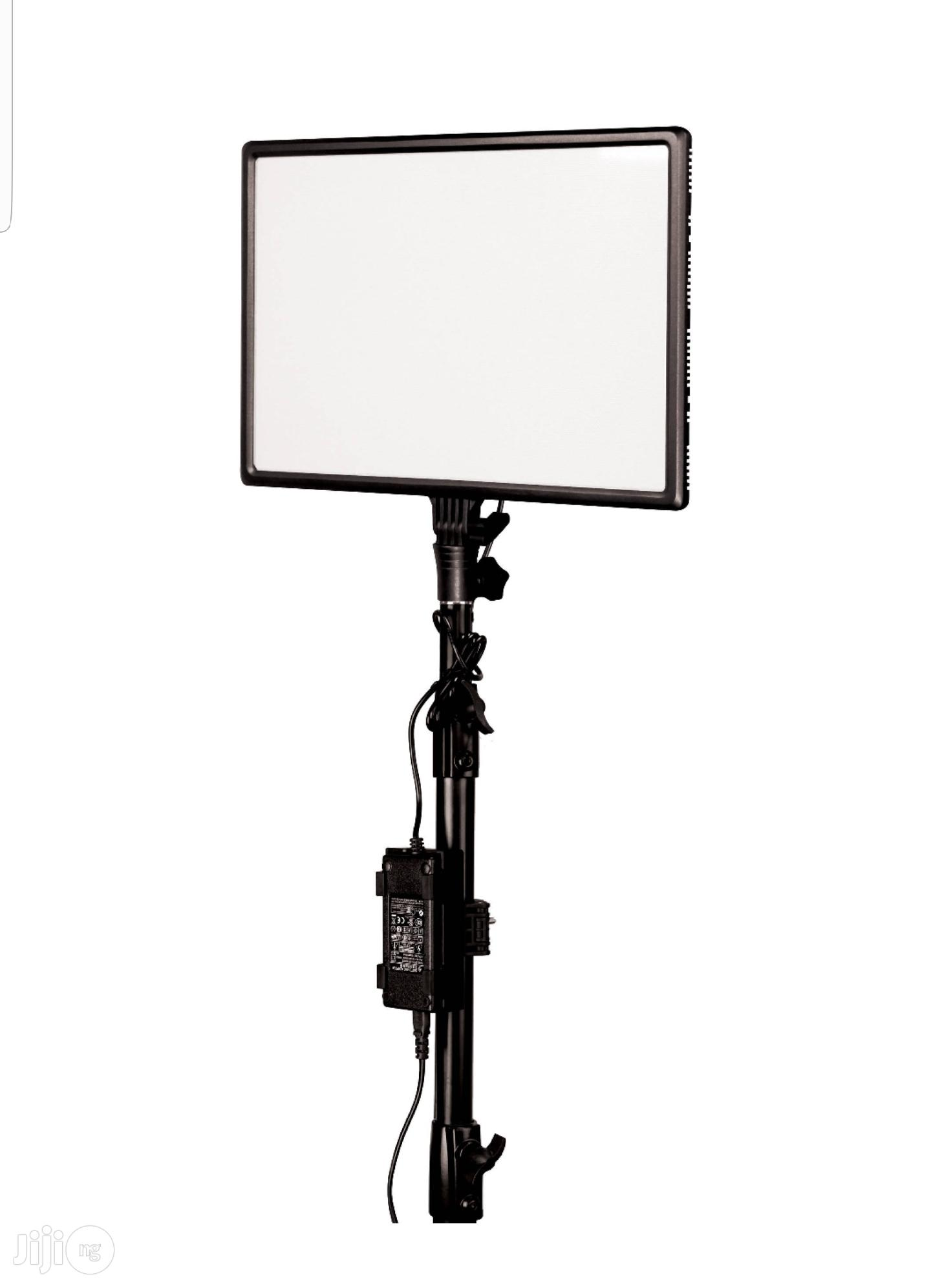 Luxpad 43 Studio LED Light With Light Stand