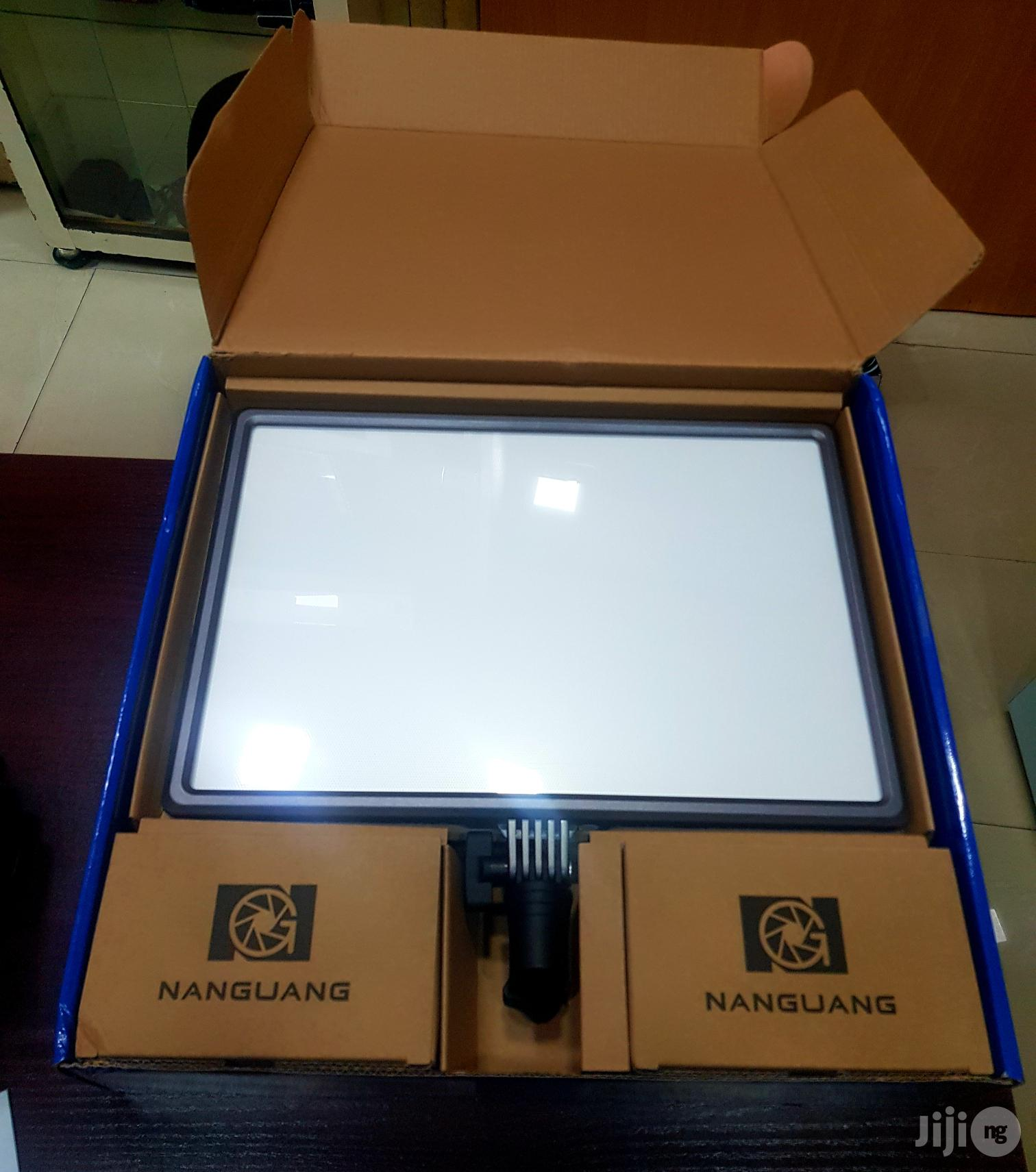 Luxpad 43 Studio LED Light With Light Stand   Accessories & Supplies for Electronics for sale in Ikeja, Lagos State, Nigeria