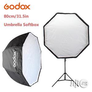 Godox Photo 80cm / 31.5in Octagon Umbrella Softbox | Accessories & Supplies for Electronics for sale in Lagos State, Lagos Island (Eko)