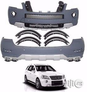Mercedes Benz Body Kits/All Spare Parts