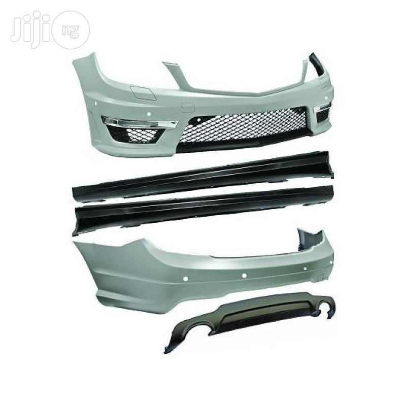 Mercedes Benz Body Kits/All Spare Parts | Vehicle Parts & Accessories for sale in Surulere, Lagos State, Nigeria