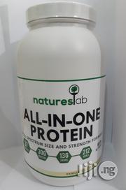 Natures Lab All-In-One Whey Protein With Creatine, Glutamine and HMB | Vitamins & Supplements for sale in Lagos State, Lekki Phase 1