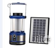 Solar LED Lantern With FM Radio And USB Phone Charger | Solar Energy for sale in Lagos State