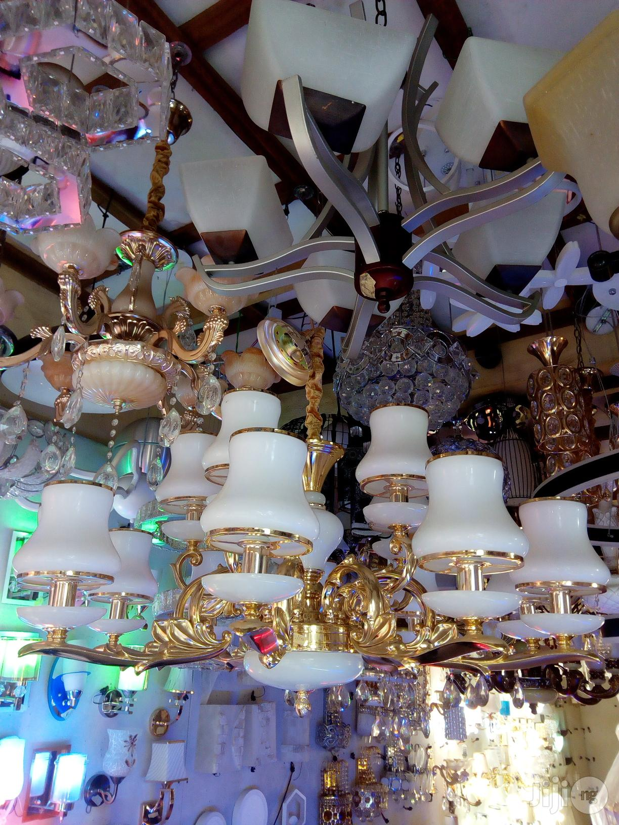 Quality Chandelier Light by 15
