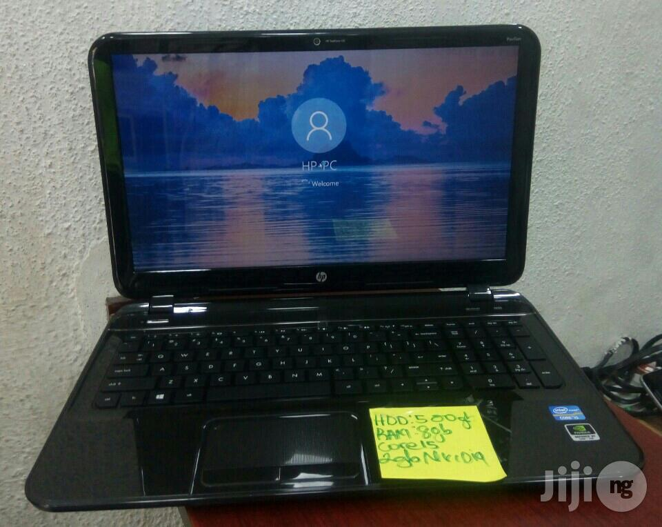 "HP Pavilion Ultrabook 15.6"" 500GB HDD Core I5 8GB RAM 