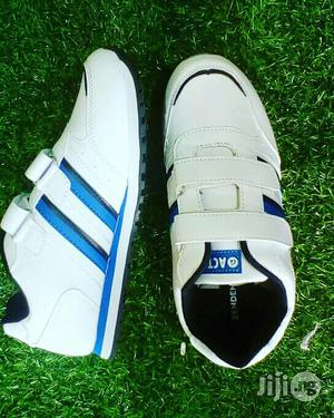 White Canvas   Children's Shoes for sale in Lagos State