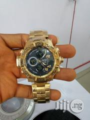 Joe Fox Watch ( Gold )   Watches for sale in Rivers State, Port-Harcourt