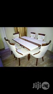 Marble Dining Table | Furniture for sale in Lagos State, Ojo