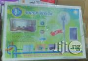 "20""Soler Rechargeable Fan Supervision, Rechargeable Fan With Solar Panel 