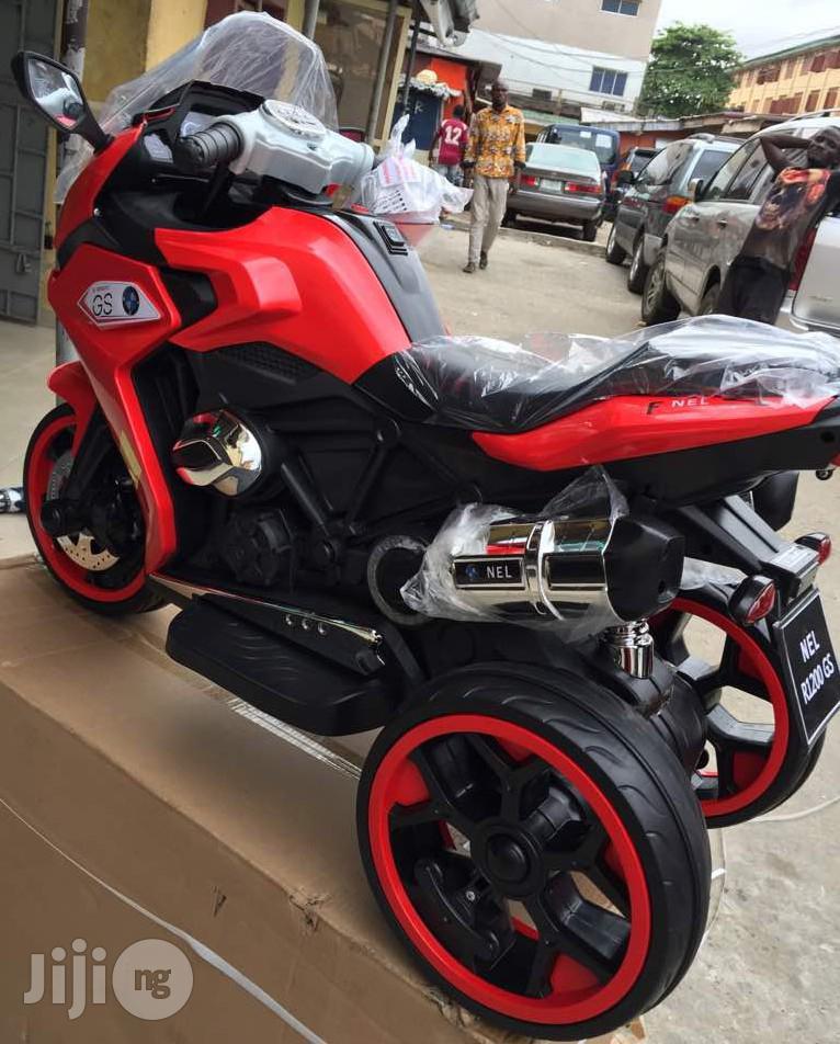 Children GS Power Bike. | Toys for sale in Asokoro, Abuja (FCT) State, Nigeria