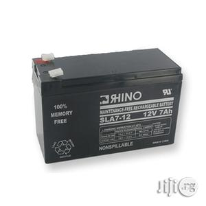 12 Volt, 7amp UPS Sealed Lead-acid Battery   Vehicle Parts & Accessories for sale in Lagos State, Ikeja